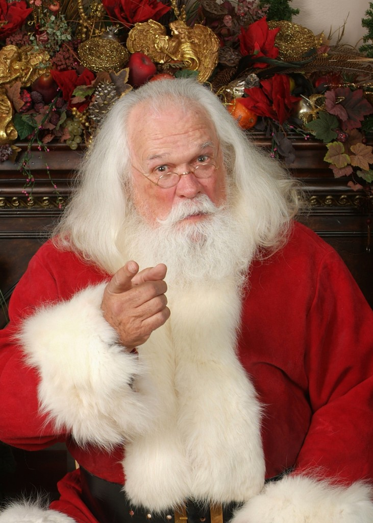 One Day only Santa in Macon
